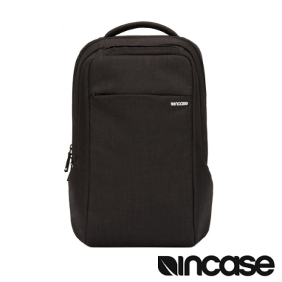 Incase ICON Slim with Woolenex 15 吋電腦後背包-石墨黑