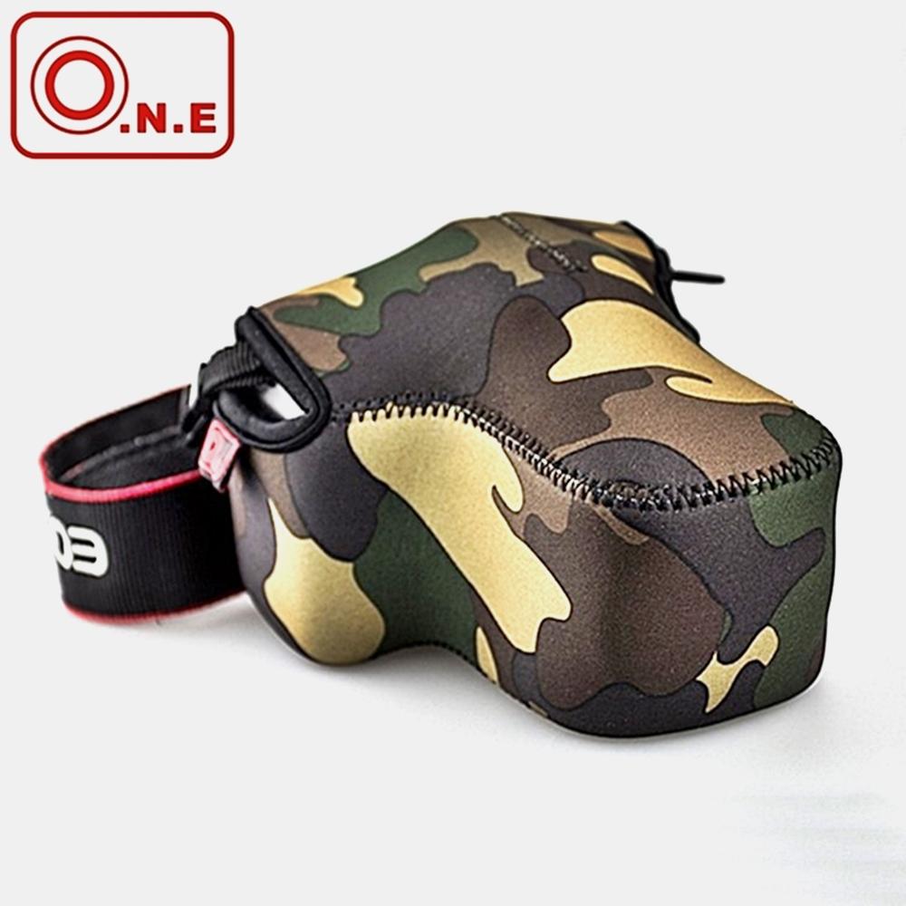 O.N.E立體單眼相機包相機袋相機內膽包OC-MC3(叢林迷彩,尺寸:大)