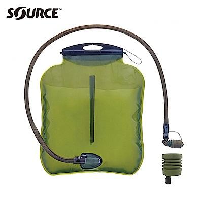 SOURCE ILPS軍用水袋45045902V2 狼棕色