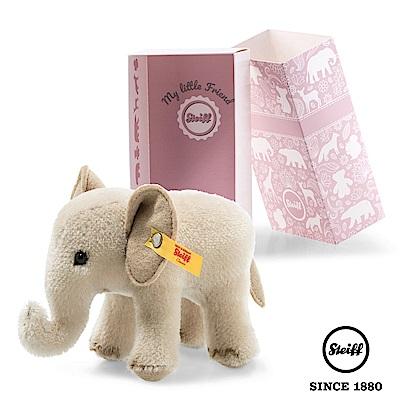 STEIFF德國金耳釦泰迪熊 禮物盒小象 Giftbox Elephant(收藏版)