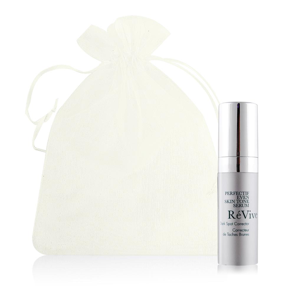 ReVive 淨膚淡斑精華5ml+束口袋