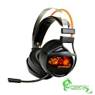 ELEPHANT 龍戰系列 烈焰騎士電競線控耳機(GHS011)