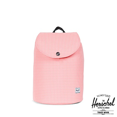 Herschel Reid Womens 後背包-粉色格紋