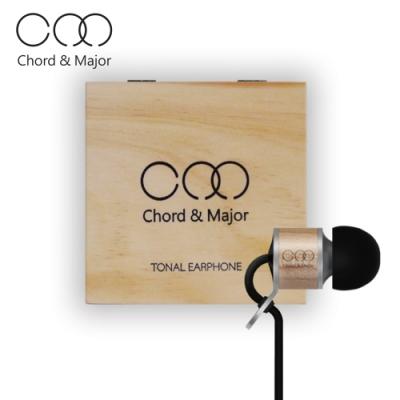 Chord & Major 6'13 Ballad人聲流行樂 入耳式精品調性耳機