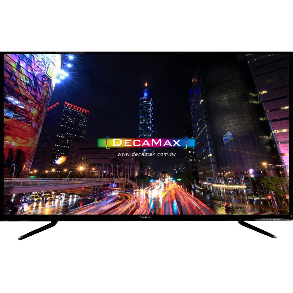 DECAMAX 50型 LED 4K 液晶顯示器(SF-5061UHD) + 數位視訊盒