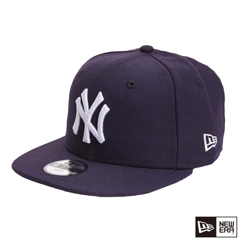 NEW ERA 9FIFTY 950 童 洋基 海軍藍 棒球帽