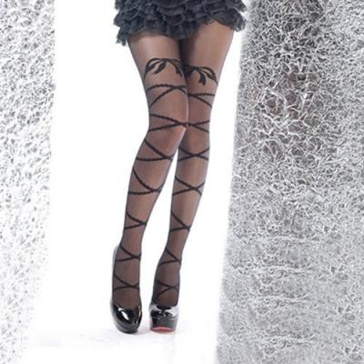 連身性感褲襪 台灣製透膚性感絲襪 開襠貼身透膚情趣襪子 流行E線