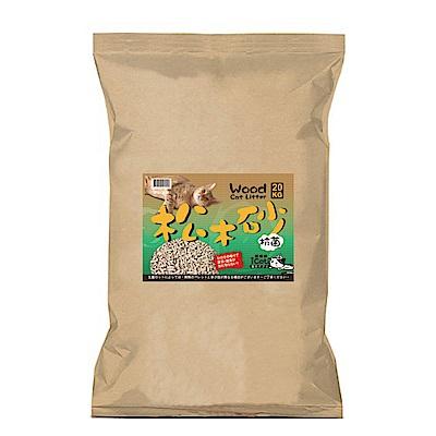 寵喵樂 天然崩解式松木砂 15kg+5kg