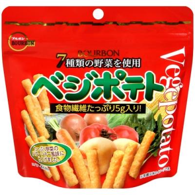 Bourbon北日本 綜合蔬菜洋芋條(45g)