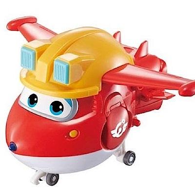 任選Super Wings變形建築工程隊杰特_AL37416 超級飛俠 公司貨