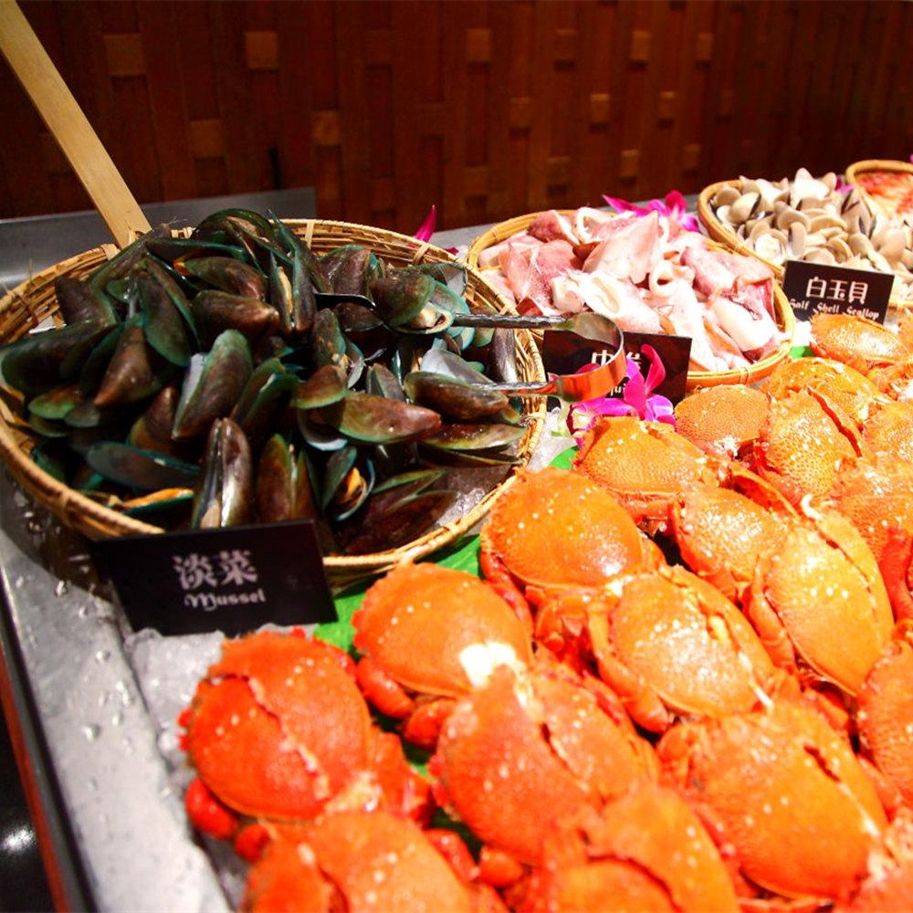 晶華酒店集團 泰市場平日午餐雙人券1張