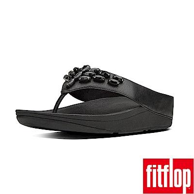 FitFlop TIARARAMA夾腳涼鞋黑色