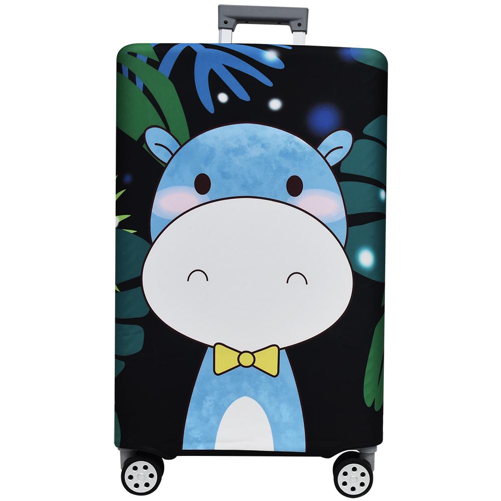RAIN DEER 高彈力行李箱保護套輕旅行系列(適用28吋-隨機出貨)