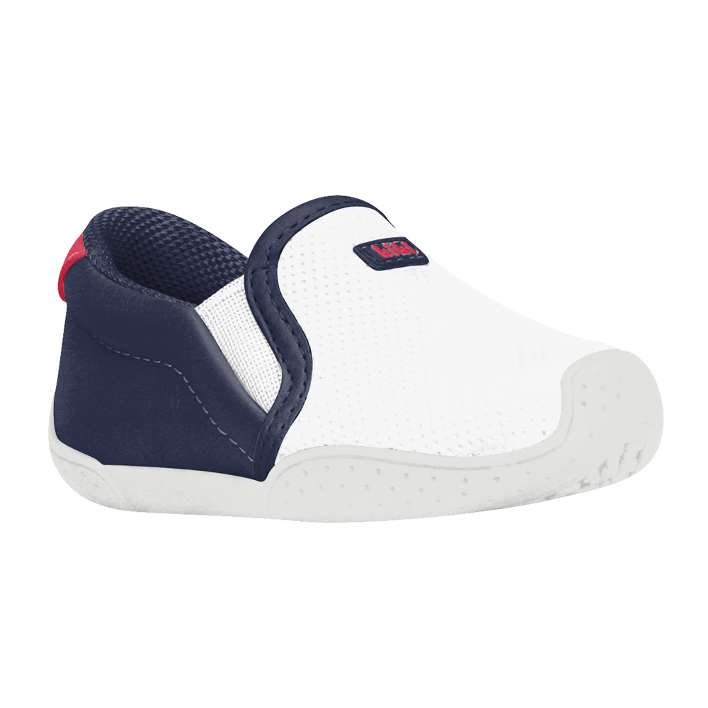 巴西BiBi童鞋_休閒款-藍白923156