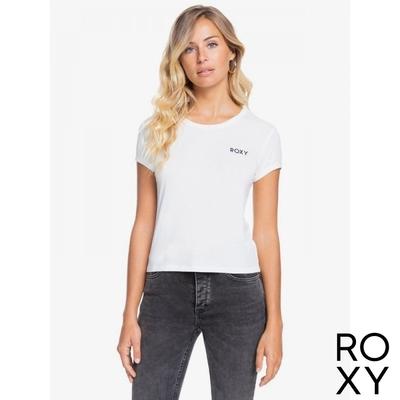 【ROXY】FROZEN DAY T恤 白色