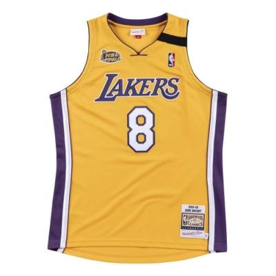 M&N Authentic球員版復古球衣 湖人隊 99-00 #8 Kobe Bryant