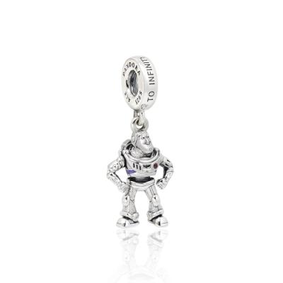 Pandora 潘朵拉 迪士尼系列 巴斯光年 垂墜純銀墜飾