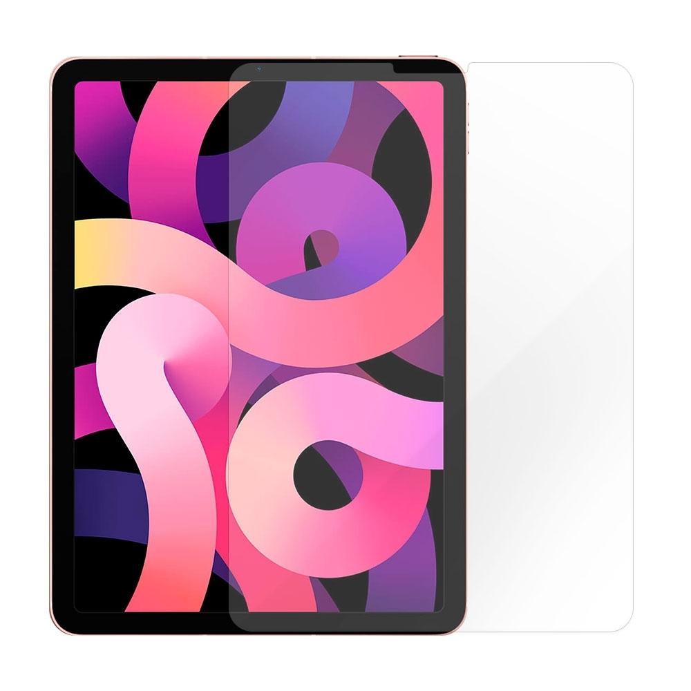 Metal-Slim Apple iPad Air 10.9 2020(第4代) 9H弧邊耐磨防指紋鋼化玻璃保護貼