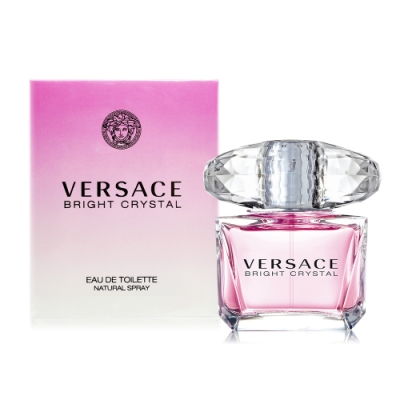 Versace 凡賽斯 香戀水晶迷你淡香水 Bright Crystal 5ml EDT-公司貨
