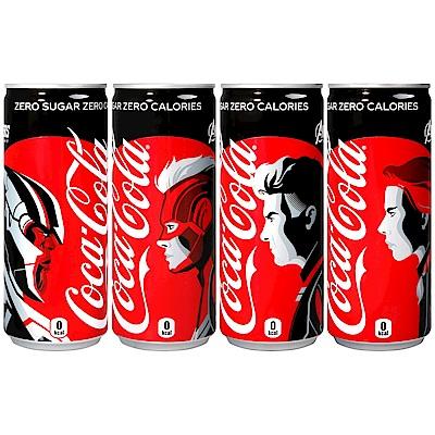 Coca Cola 可口可樂電影版(250g)