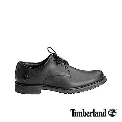 Timberland 素色霧面皮鞋 男款