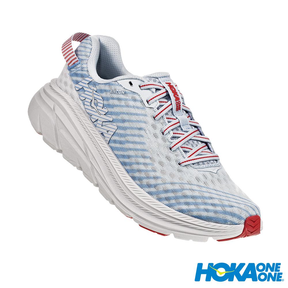 HOKA ONE ONE 女 Rincon 路跑鞋 寧靜藍