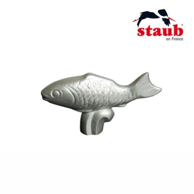 法國Staub 魚造型鍋蓋頭