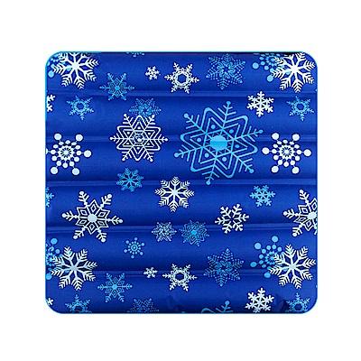 冰晶水涼墊/冰涼墊/涼感坐墊/椅墊2入組