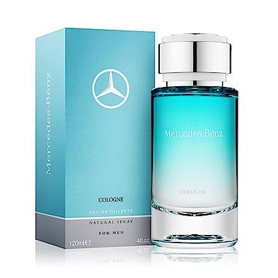 Mercedes-Benz 輕晨曙光男性淡香水 120ml