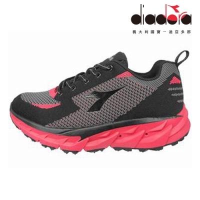 Diadora 女氣動越野鞋 黑 DA9AWO7050