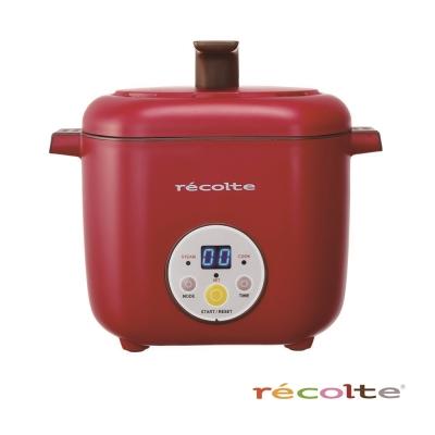 recolte 日本麗克特 Healthy CotoCoto微電鍋(台灣公司貨)