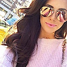 RAY BAN太陽眼鏡 經典品牌/霧銀-水銀粉#RB3025 019Z2