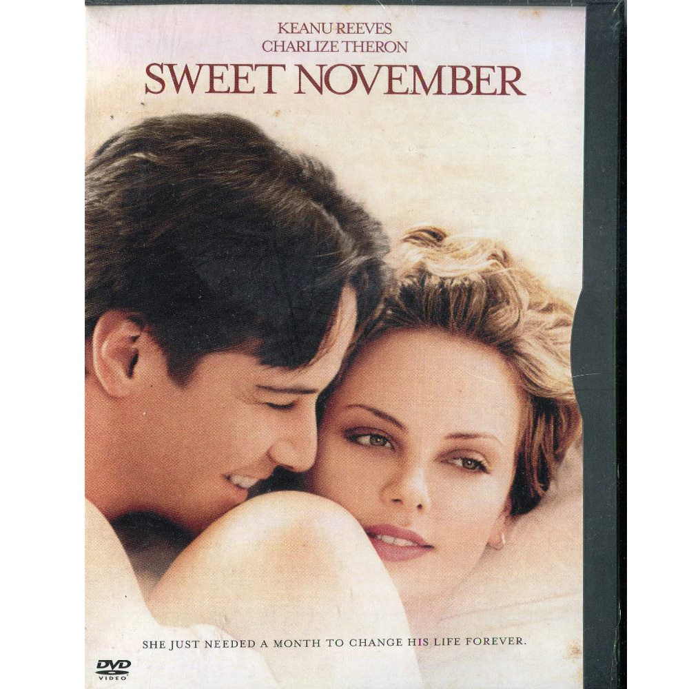 甜蜜的十一月 DVD