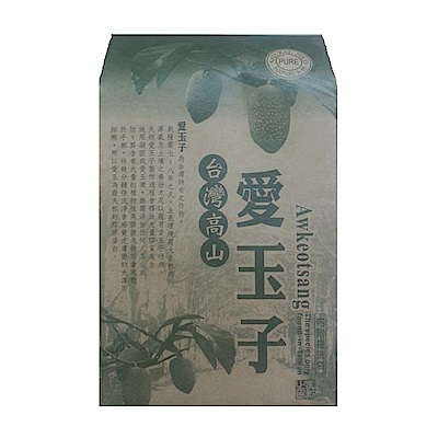 關山愛玉產銷班 愛玉子(20gx6包)