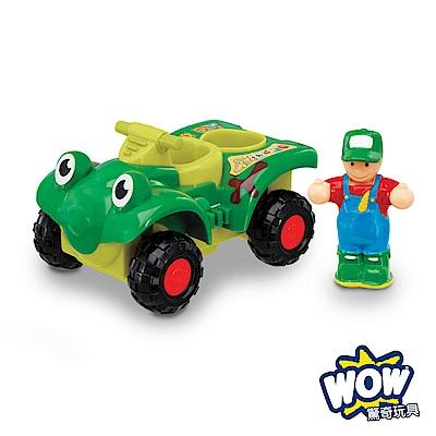 英國【WOW Toys 驚奇玩具】農場越野車 班尼