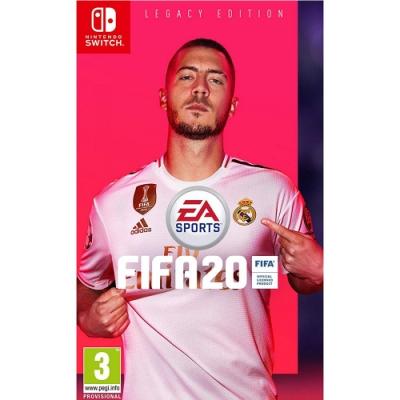 國際足盟大賽 FIFA20 -NS英文版