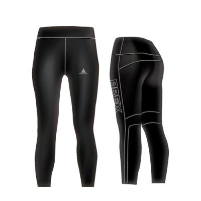 【AREX SPORT】女款彈力包覆訓練壓力褲 重度運動 重訓 健身 路跑