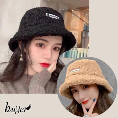 【白鵝buyer】超萌 泰迪熊毛茸茸帽子(黑色/焦糖)