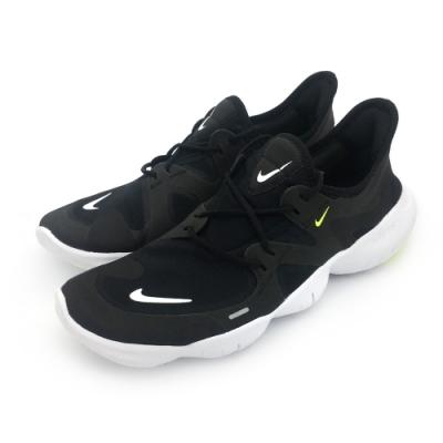 NIKE NIKE FREE RN 5.0 男跑步鞋 黑