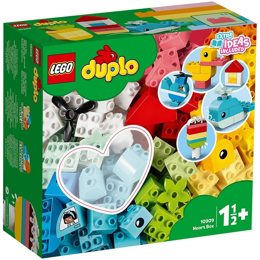 樂高LEGO Duplo幼兒系列 - LT10909 心型盒