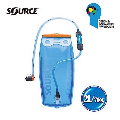 SOURCE 過濾抗菌水袋Widepac+Filter2530220202