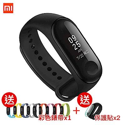 【超值組合】小米手環3 保護貼+錶帶