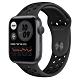 Apple Watch Nike S6 (GPS) 44mm 太空灰鋁金屬錶殼+黑色錶帶(MG173TA/A) product thumbnail 1