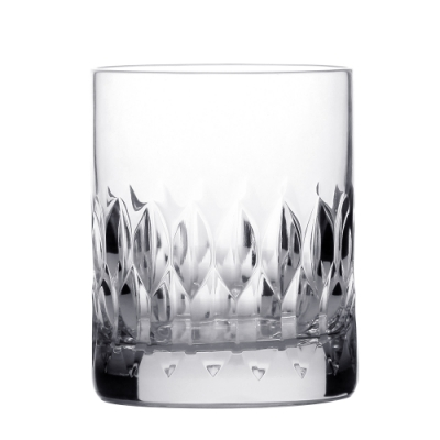【Royal Duke】Violetta鑽石威士忌杯300ml(一體成形水晶杯)