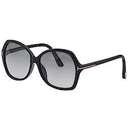 TOM FORD 大框 太陽眼鏡-黑色-TF9328