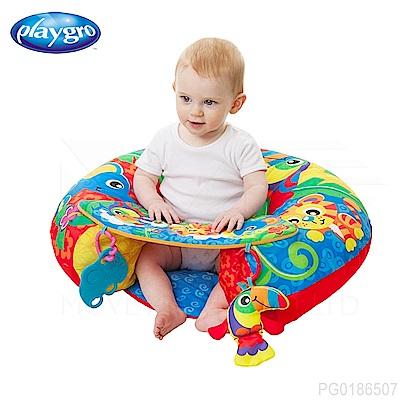 澳洲Playgro-叢林動物遊戲椅