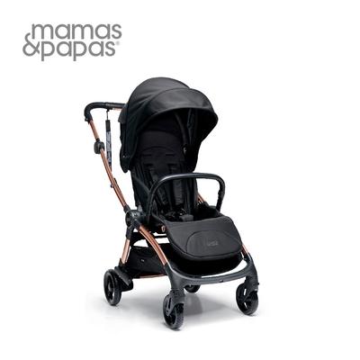 Mamas & Papas Airo 輕量秒收 可平躺 嬰兒手推車 0m+(玫瑰金)