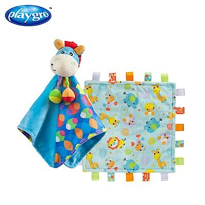 【任選】澳洲Playgro-寶寶安撫巾組