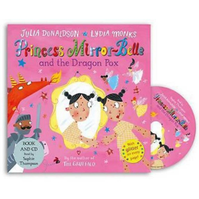 Princess Mirror-Belle And The Dragon Pox CD書