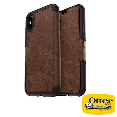 OtterBox iPhoneX步道系列保護殼-義式咖啡
